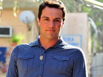 Última novela do ator foi Salve Jorge, que terminou este ano - Foto: João Miguel Júnior | Rede Globo
