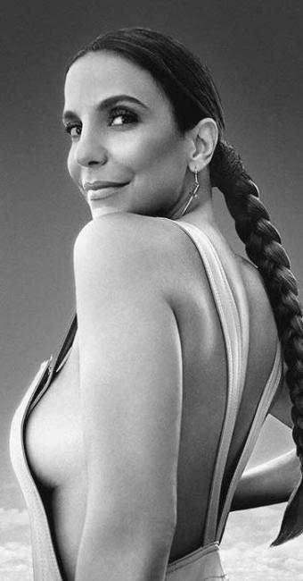 Ivete apareceu em ótima colocação: 18ª - Foto: Gui Paganini | Divulgação