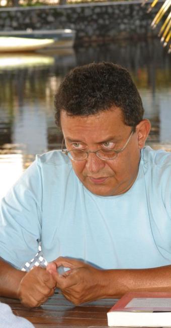 João Santana, em foto do arquivo da Ag. A TARDE, em 2004 - Foto: Rejane Carneiro | Ag. A TARDE