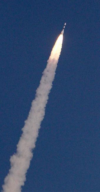 O satélite vai circundar a Terra até o final de novembro - Foto: Agência Reuters