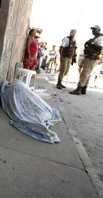 Estado registra taxa de 38,5 mortes para cada 100 mil em 2012 - Foto: Luiz Tito | Ag. A TARDE