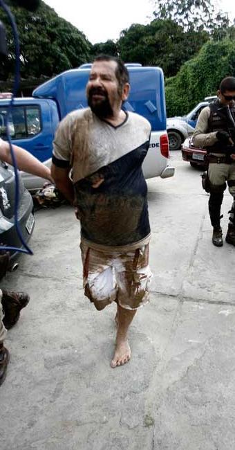 Estevão foi preso no dia 21 de agosto - Foto: Luiz Tito | Ag. A TARDE