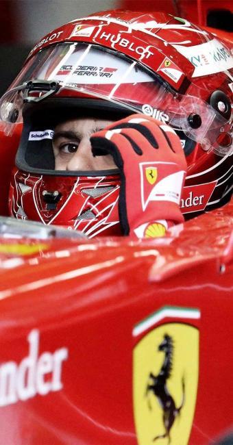 Felipe Massa fechou o dia com o sétimo tempo - Foto: Nacho Doce l Reuters