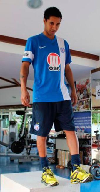 Lateral vai seguir programação especial de treinamentos no Fazendão - Foto: Esporte Clube Bahia | Divulgação