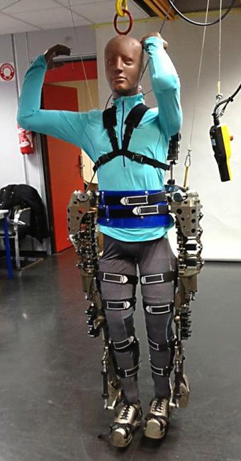 Exoesqueleto vai ajudar paraplégicos a fazer movimentos - Foto: Miguel Nicolelis   Facebook
