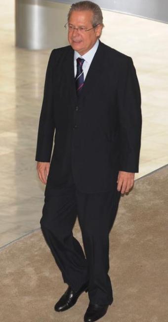 José Dirceu pode trabalhar como gerente do Saint Peter Hotel - Foto: Wilson Dias | Agência Brasil