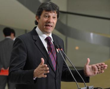 Fernando Haddad, prefeito de São Paulo - Foto: Agência Brasil