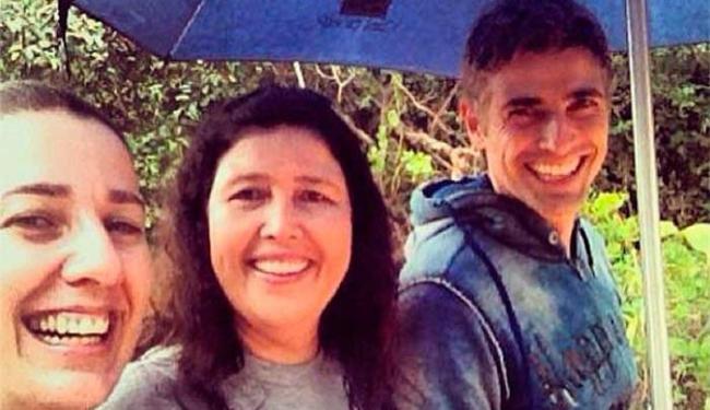 Gianecchini aproveitou férias na Bahia com irmã e amiga de infância - Foto: Reprodução   Instagram
