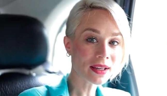 Mariana Ximenes é uma das estrelas globais que está no vídeo - Foto: Reprodução | Instagram