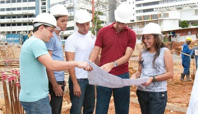 Engenharia lidera a lista como a profissão que gera mais milionários - Foto: Divulgação