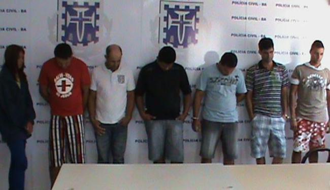 No estado, operação aconteceu em quatro municípios - Foto: Divulgação | 23ª COORPIN