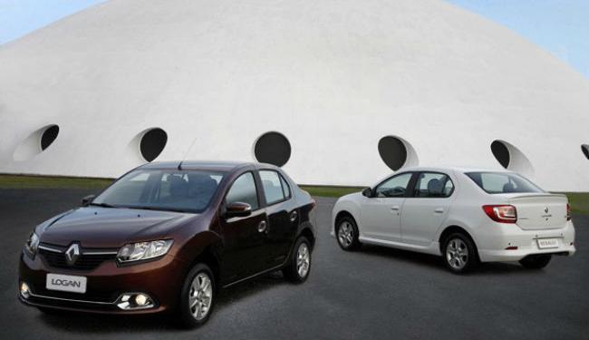 Novo Renault Logan tem visual totalmente renovado - Foto: Divulgação