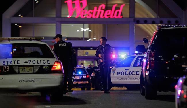 Policiais fizeram buscas em vários lugares para tentar encontrar o suposto autor - Foto: | Ag. A TARDE