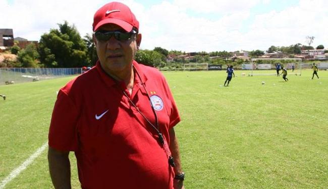 Joel, ex-Bahia, pode assumir a seleção de Angola - Foto: Fernando Amorim/ Ag. A Tarde