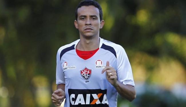 Tarracha pode voltar ao time titular do Leão contra a Ponte domingo em Campinas - Foto: Eduardo Martins | Ag. A Tarde