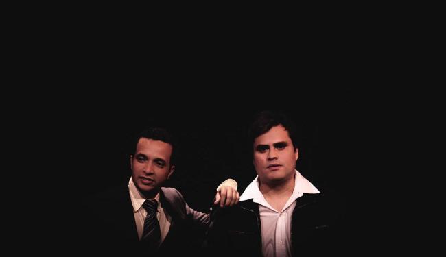 Jean Prado (esq), vocalista e tecladista e Rodrigo Braga, guitarrista e compositor - Foto: Divulgação