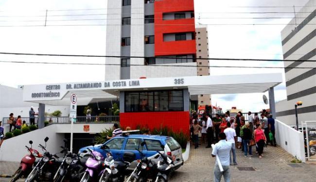 Homem caiu de janela do sétimo andar - Foto: Anderson Oliveira | Blog do Anderson