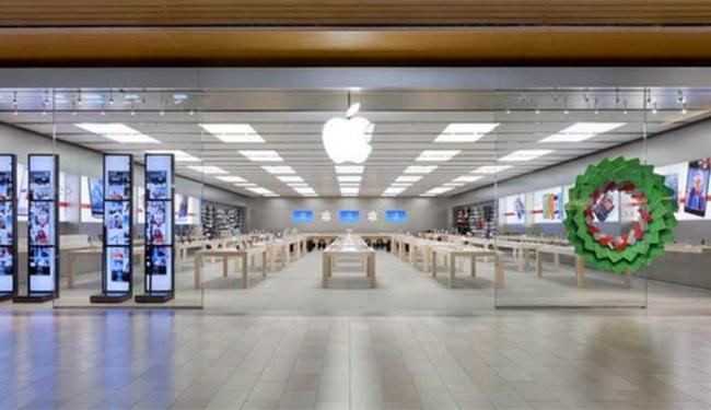 Apple superou a Microsoft e a Samsung - Foto: Divulgação