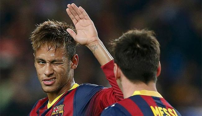 Mesmo sem marcar, Neymar tem boa atuação e é decisivo - Foto: Gustau Nacarino l Reuters