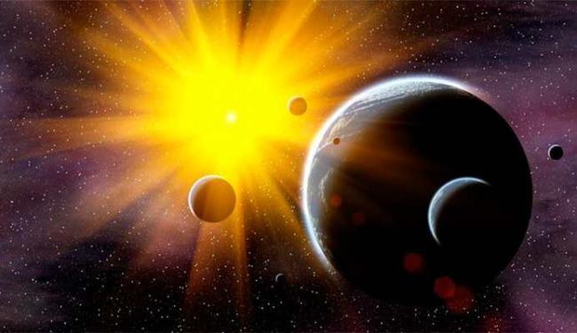 Cientistas afirmaram que bilhões de planetas parecidos com a Terra giram ao redor de um sol - Foto: Divulgação