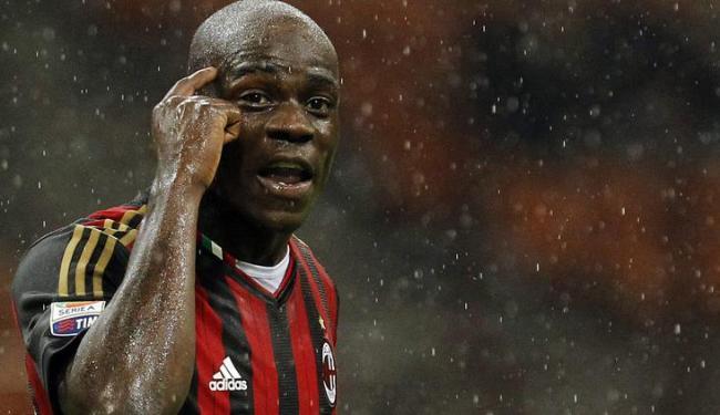Para o técnico Allegri, Balotelli não tem correspondido no Milan - Foto: Alessandro Garofalo | Agência Reuters