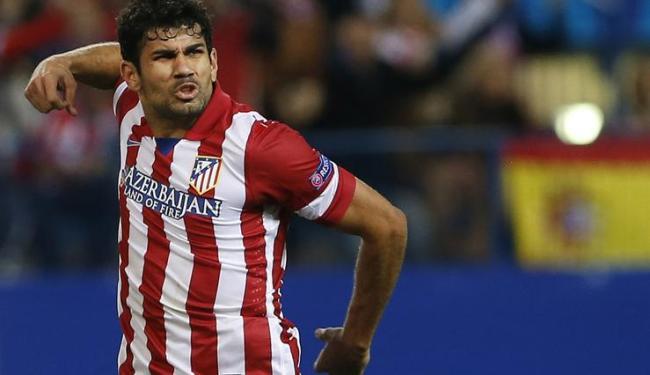 Brasileiro naturalizado espanhol, Diego vai disputar jogos contra Guiné Equatorial e África do Sul - Foto: Susana Vera   Agência Reuters