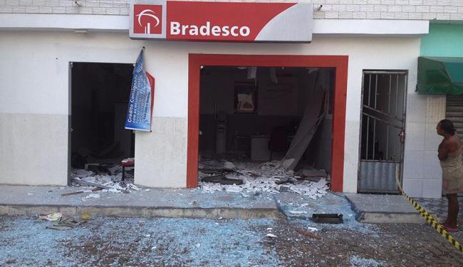 Ladões levaram entre R$ 80 e R$ 100 mil reais - Foto: Divulgação | Polícia Civil