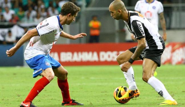 Bahia não corresponde apoio da torcida, empata mais uma e mantém jejum de seis partidas - Foto: Margarida Neide   Ag. A TARDE