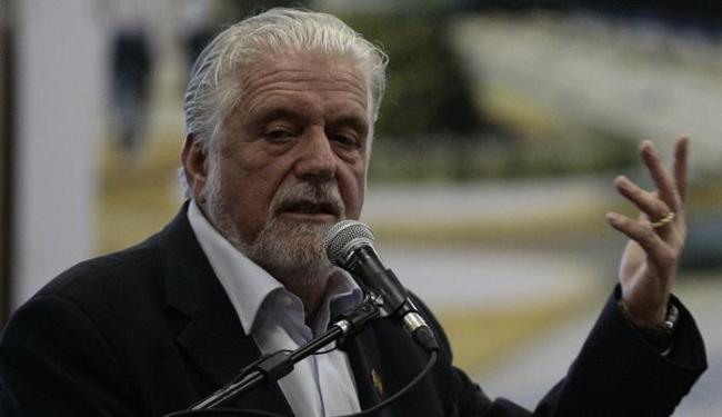 Burocracia do PT impede governador de votar na eleição dos diretórios - Foto: Raul Spinassé | Ag. A TARDE
