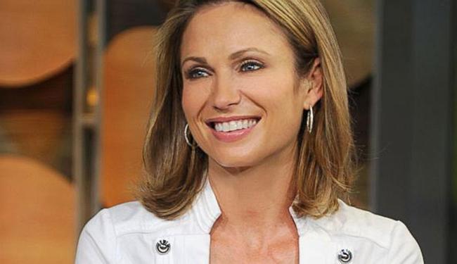 Jornalista Amy Robach, da ABC, fez mamografia para o programa Good Morning America - Foto: Divulgação