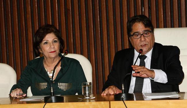 Magistrados foram afastados de seus cargos na semana passada - Foto: Maragrida Neide | Ag. A TARDE