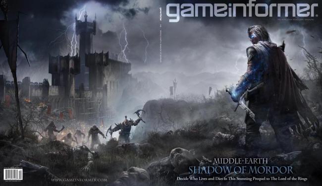 Game Informer exibiu a primeira imagem do novo jogo - Foto: Divulgação