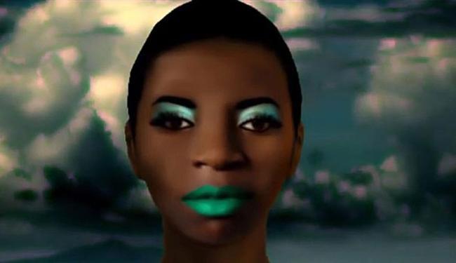 Marli é conhecida como a Björk de Feira de Santana - Foto: Reprodução