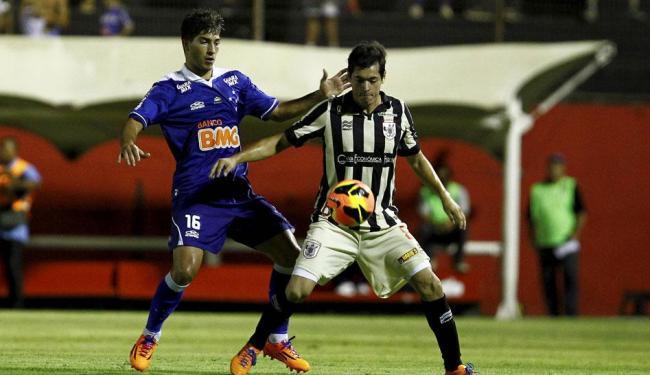 Vitória teve boa atuação, mas não resistiu à pressão do Cruzeiro no Barradão - Foto: Eduardo Martins   Ag. A TARDE