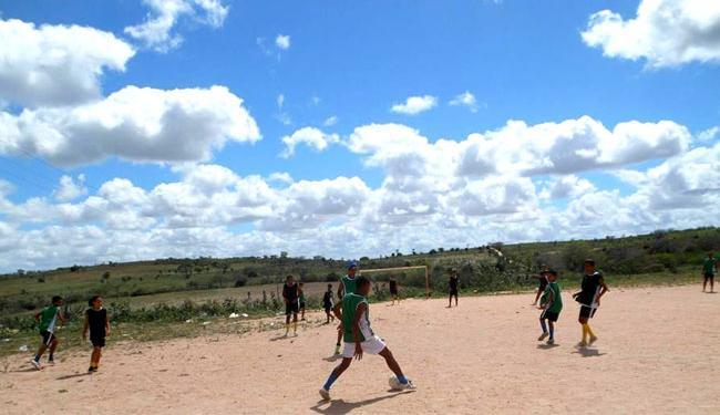 Esporte, praticado na região do semiárido baiano, é voltado para jovens carentes - Foto: Divulgação