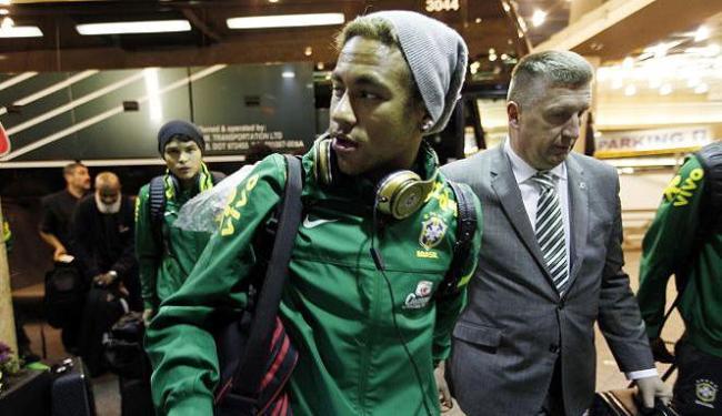 Delegação da Seleção Brasileira já está em Toronto - Foto: Rafael Ribeiro l CBF