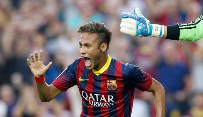 Pelo bom começo no Barcelona, Neymar é candidato a aparecer na lista dos três melhores do mundo - Foto: Albert Gea | REUTERS