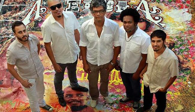 Cascadura vai mostrar canções do CD duplo Aleluia!, além de homenagear Peu Sousa - Foto: Ricardo Ferro   Divulgação