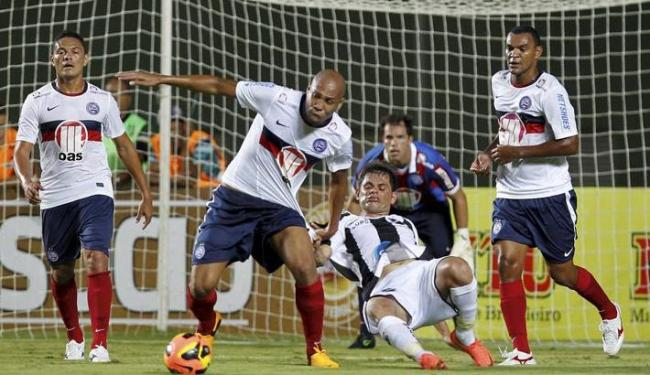 Em 2013, o Bahia acabou eliminado da Copa do Nordeste ainda na primeira fase - Foto: Eduardo Martins | Ag. A Tarde