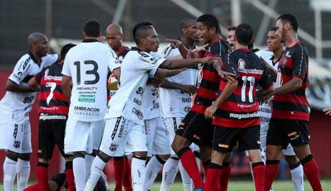 Em 2013, o Leão foi eliminado em casa ao ser goleado pelo Ceará nas quartas - Foto: Eduardo Martins | Ag. A Tarde