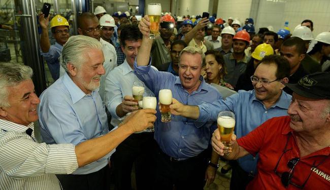 Fábrica começou a funcionar em agosto, quando aconteceu uma pré-inauguração - Foto: Valter Pontes | Divulgação