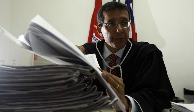 Magistrado levanta suspeita de assassinatos, tortura e formação de milícia por policiais - Foto: Lúcio Távora   Ag. A TARDE
