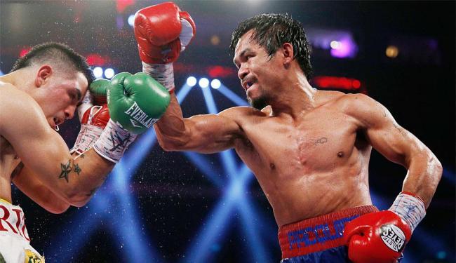 Luta foi até o 12º round - Foto: Agência Reuters
