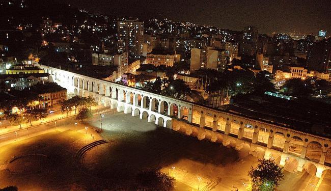 Arcos da Lapa, Rio de Janeiro - Foto: Divulgação