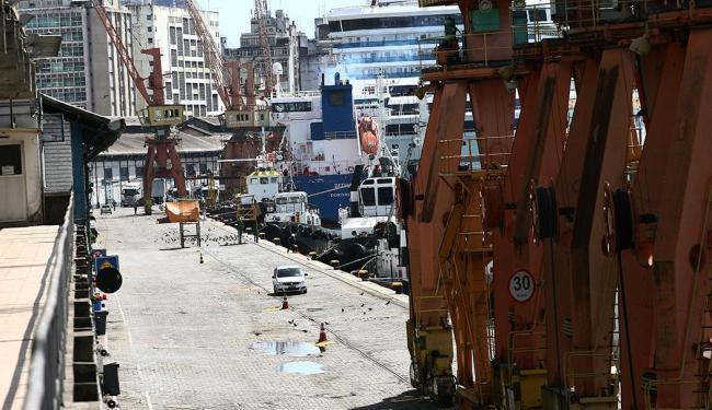 Estado de greve continua até o dia 2 de dezembro - Foto: Fernando Amorim | Ag. A TARDE