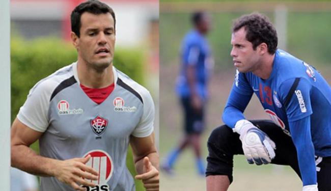 Wilson é o goleiro com mais defesas difíceis no Brasileirão; Lomba não levou gol em 13 jogos - Foto: Fotos: Eduardo Martins | Ag. A Tarde