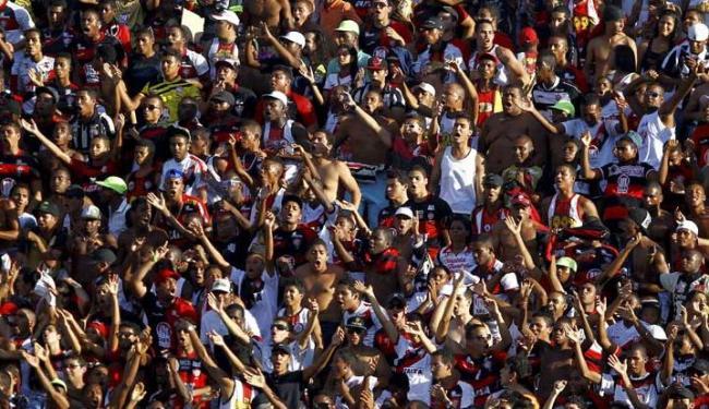 Expectativa é de um bom público no último jogo do Vitória no Barradão este ano - Foto: Eduardo Martins | Ag. A Tarde