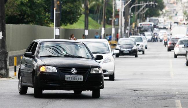 Data é a terceira já divulgada para a mudança no trânsito - Foto: Lúcio Távora/Agência A TARDE