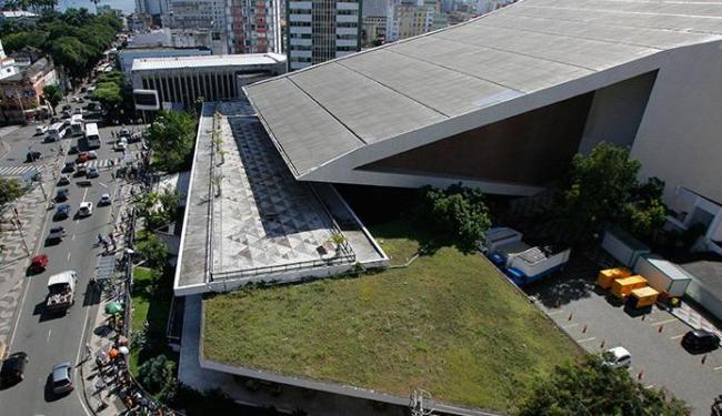 Teatro Castro Alves foi fundado em 1967 - Foto: Fernando Vivas | Ag. A Tarde
