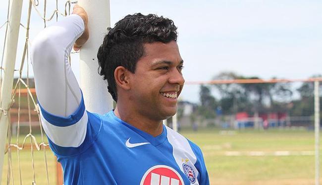 Wallyson é o principal garçom do Bahia no Brasileirão com seis assistências - Foto: Edilson Lima | Ag. A TARDE